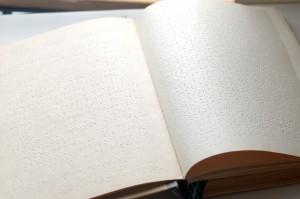Livre braille
